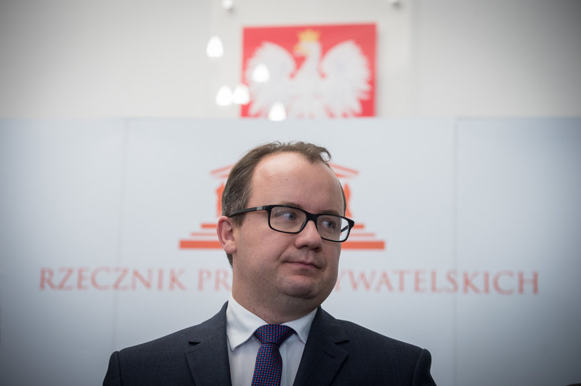 Adam Bodnar /Jacek Dominski/REPORTER /East News