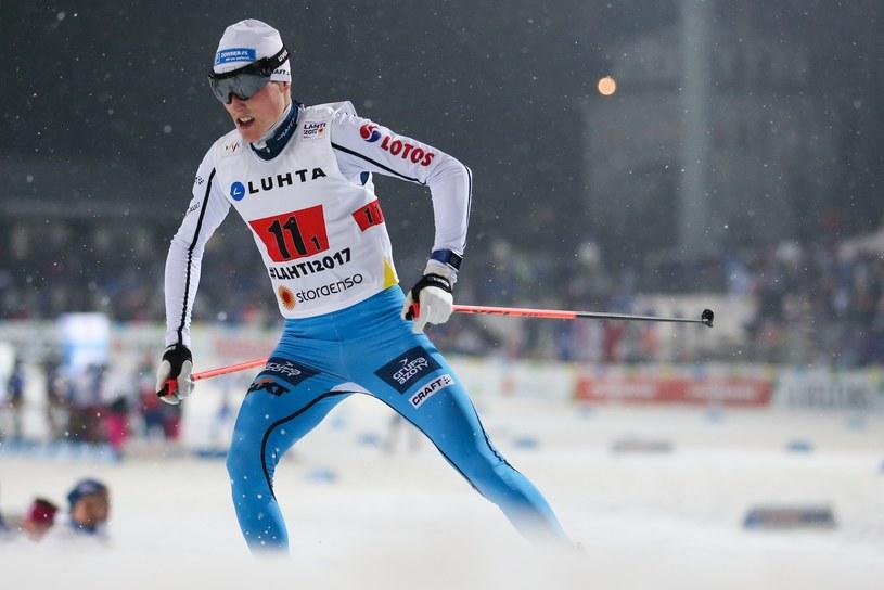 Adam Cieślar /Tomasz Jastrzebowski/Foto Olimpik /Reporter