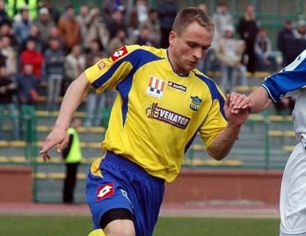 Adam Cieślinski, fot. Piotr Sumara /Agencja Przegląd Sportowy
