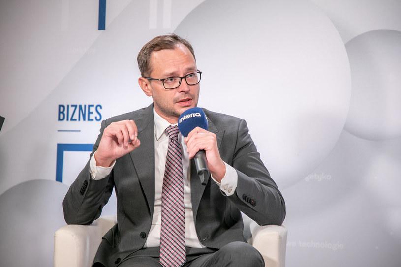 Adam Czerniak, ekonomista SGH i ekspert rynku nieruchomości /INTERIA.TV /INTERIA.PL