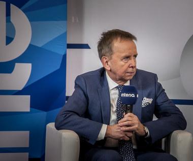 Adam Czyżewski, główny ekonomista PKN ORLEN w studiu Interii