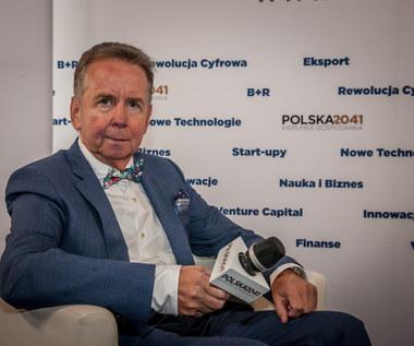 Adam Czyżewski, główny ekonomista PKN Orlen, z Krynicy-Zdroju dla czytelników Interii
