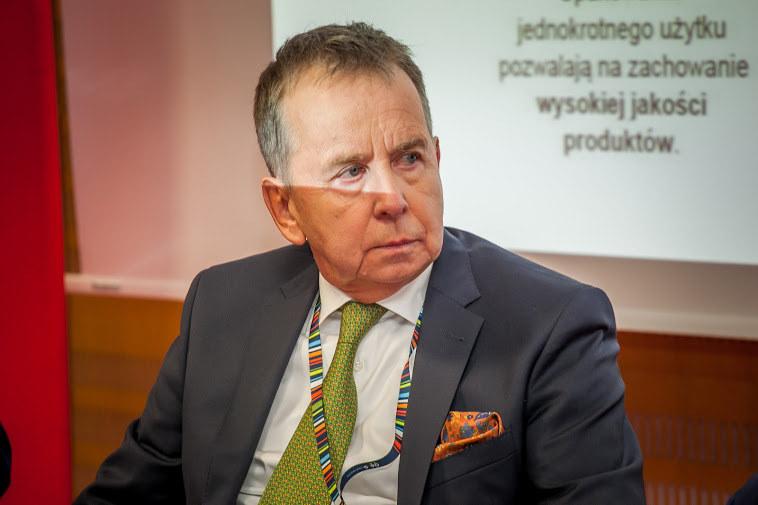 Adam Czyżewski, główny ekonomista PKN /INTERIA.PL