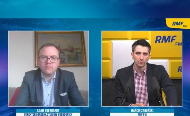 Adam Eberhardt: Łukaszenka od dawna terroryzuje swoje społeczeństwo