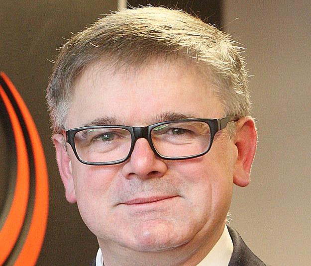 Adam Gawęda, wiceminister aktywów państwowych. Fot. Józef Wolny / Józef Wolny /Agencja FORUM