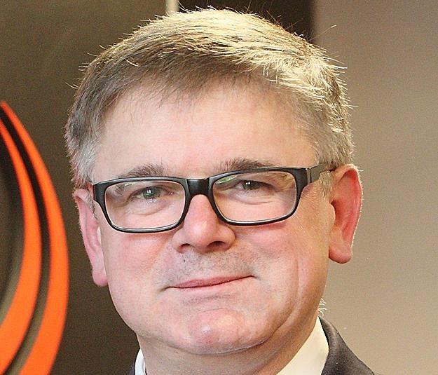 Adam Gawęda, wiceminister energii. Fot. Józef Wolny /FORUM