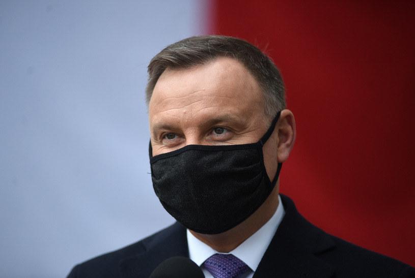 Adam Glapiński kandydatem prezydenta na stanowisko szefa NBP /Adam Chelstowski /Agencja FORUM