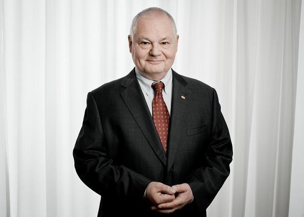Adam Glapiński, prezes Narodowego Banku Polskiego /