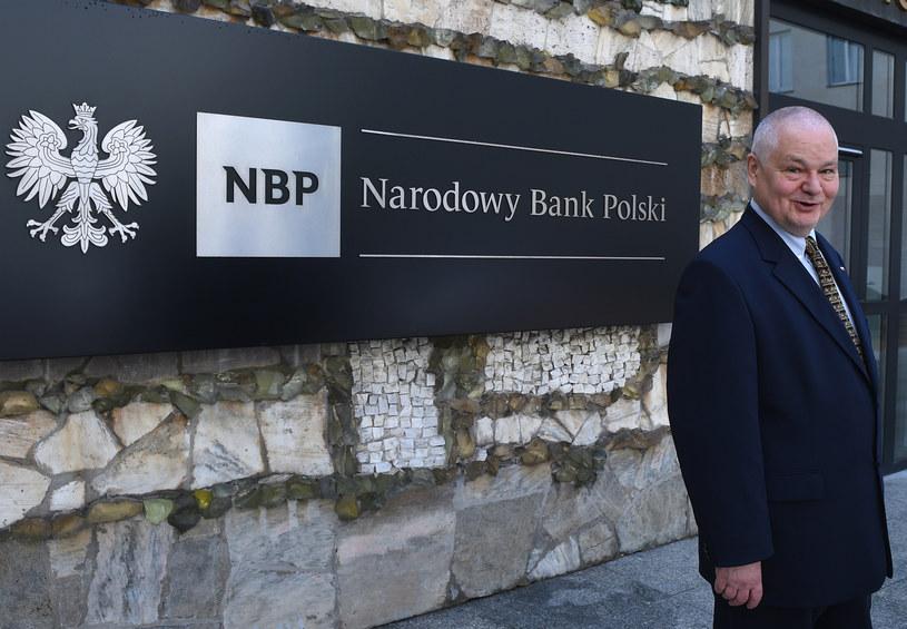 Adam Glapiński, prezes NBP i szef RPP /Adam Chełstowski /Agencja FORUM