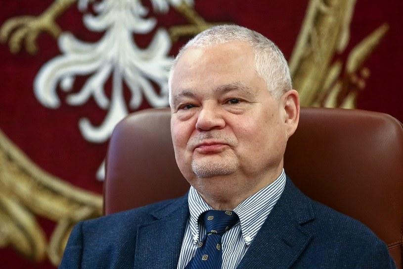 Adam Glapiński, prezes NBP i szef RPP /KAROL SEREWIS /Getty Images