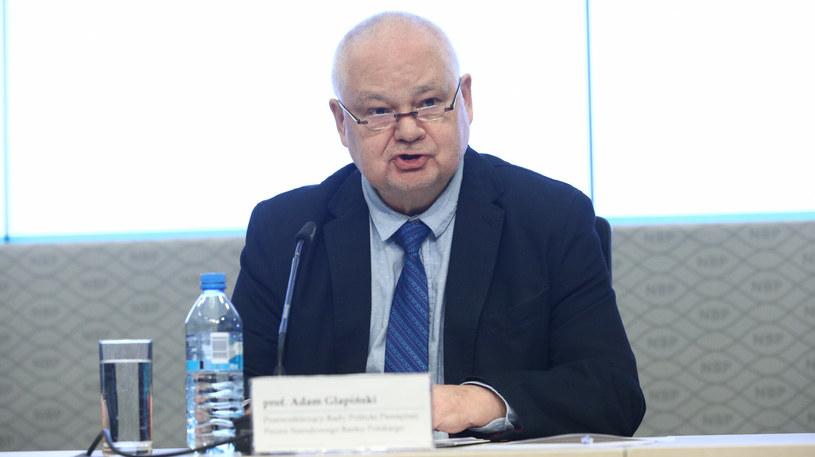 Adam Glapiński, prezes NBP /Tomasz Jastrzębowski /Reporter