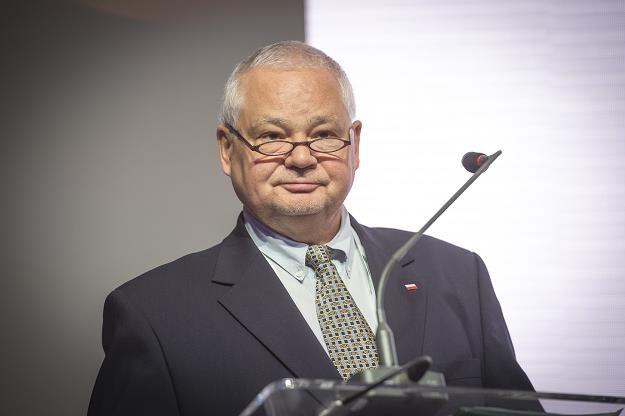 Adam Glapiński, szef NBP. Fot Jacek Domiński /Reporter