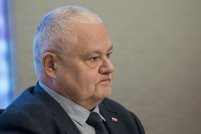 Adam Glapiński /Jacek Domiński /Reporter