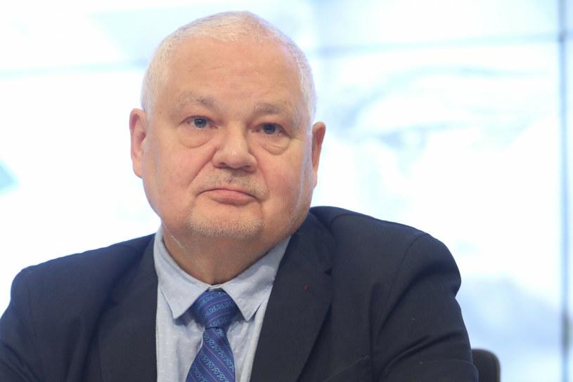 Adam Glapiński /Tomasz Jastrzębowski /Reporter