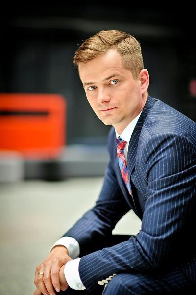 Adam Głos, prezes Tax Care /