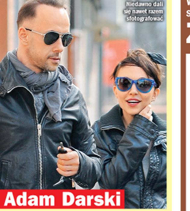 Adam i Pati - to tylko luźna znajomość? /Życie na gorąco
