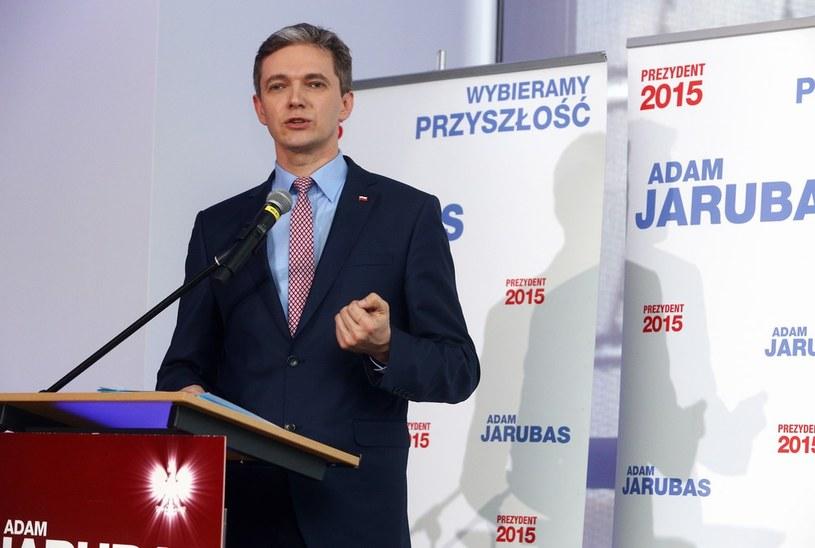 Adam Jarubas - kandydat PSL na prezydenta /Mariusz Grzelak /East News