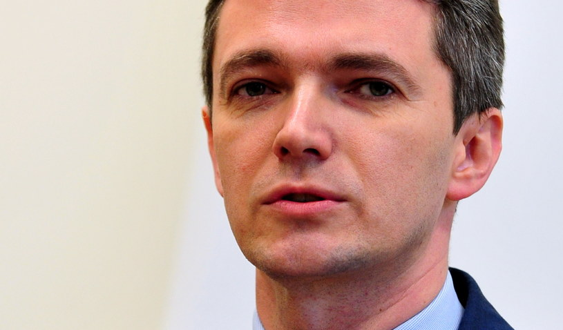 Adam Jarubas: Kandydat PSL na urząd prezydenta RP /Marcin Bielecki /PAP