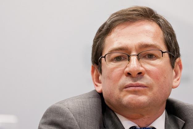 Adam Jasser, nowy szef UOKiK. Fot Krystian Maj /Reporter
