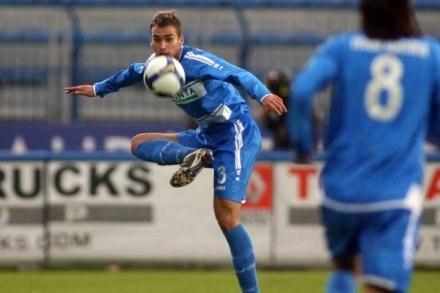 Adam Kokoszka nieźle spisuje się w barwach włoskiego klubu /fot. www.empolifc.com /