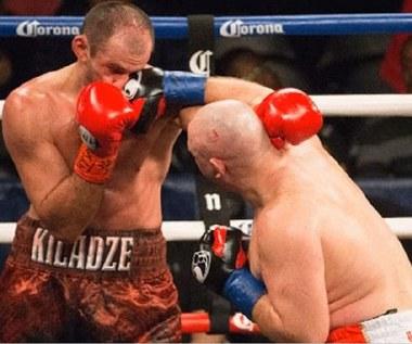 Adam Kownacki pokonał Iago Kiładze ze złamanym nosem