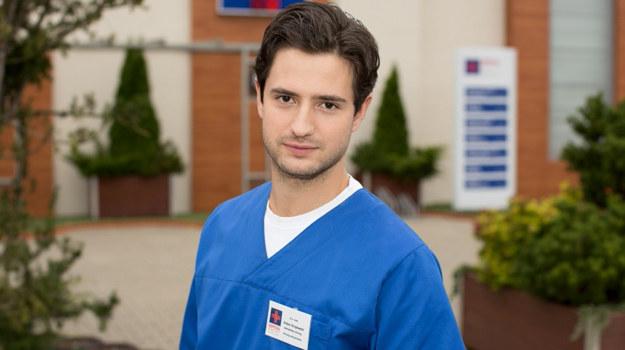Adam Krajewski (Grzegorz Daukszewicz) /Agencja W. Impact