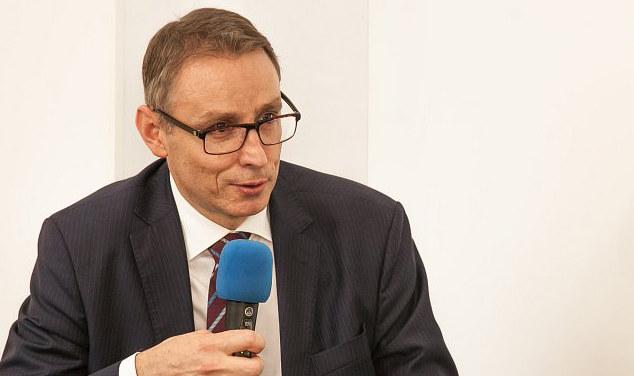 Adam Krasoń, partner zarządzający PwC, fot.: Ireneusz Rek /INTERIA.PL