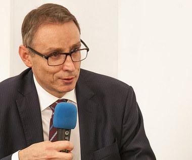 Adam Krasoń, prezes, partner zarządzający PwC dla Interii