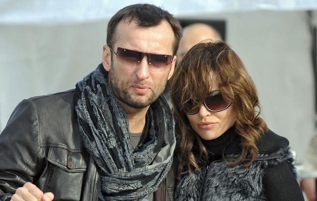 Adam Król i Marta Żmuda Trzebiatowska, fot. Andras Szilagyi  /MWMedia
