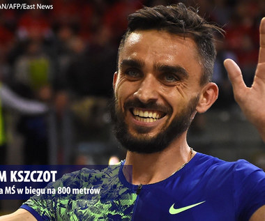 Adam Kszczot dla Interii: Jestem zadowolony z nowego trenera. Wideo