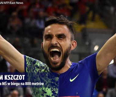 Adam Kszczot dla Interii: Spodziewałem się odwołania mistrzostw Europy. Wideo