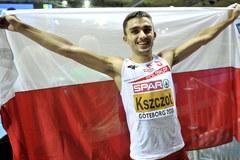 Adam Kszczot wybiegał sobie złoto - zobacz zdjęcia