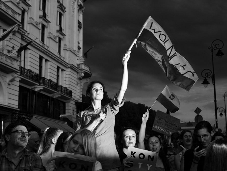 Adam Lach (Napo Images) IKONA 30-LECIA. Dom Spotkań z Historią / Press Club Polska /materiały prasowe /
