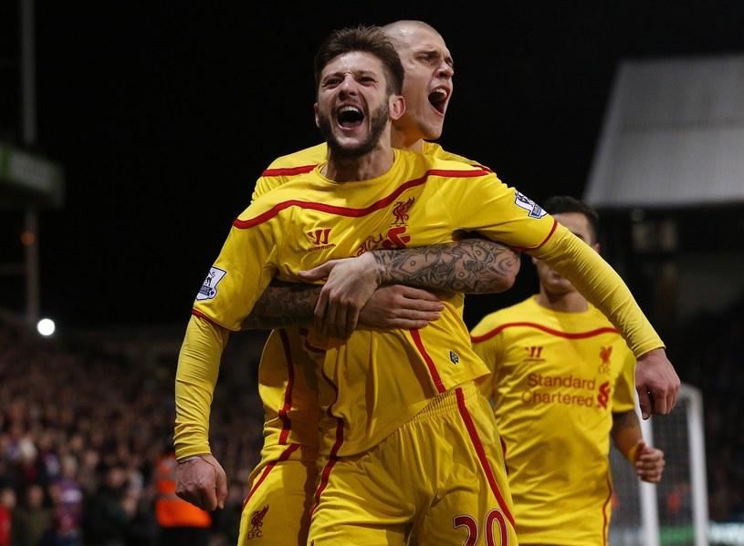 Adam Lallana zapewnił wygraną Liverpoolowi /AFP