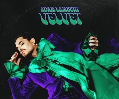 "Adam Lambert ""Velvet"": Kolorowy drink [RECENZJA]"