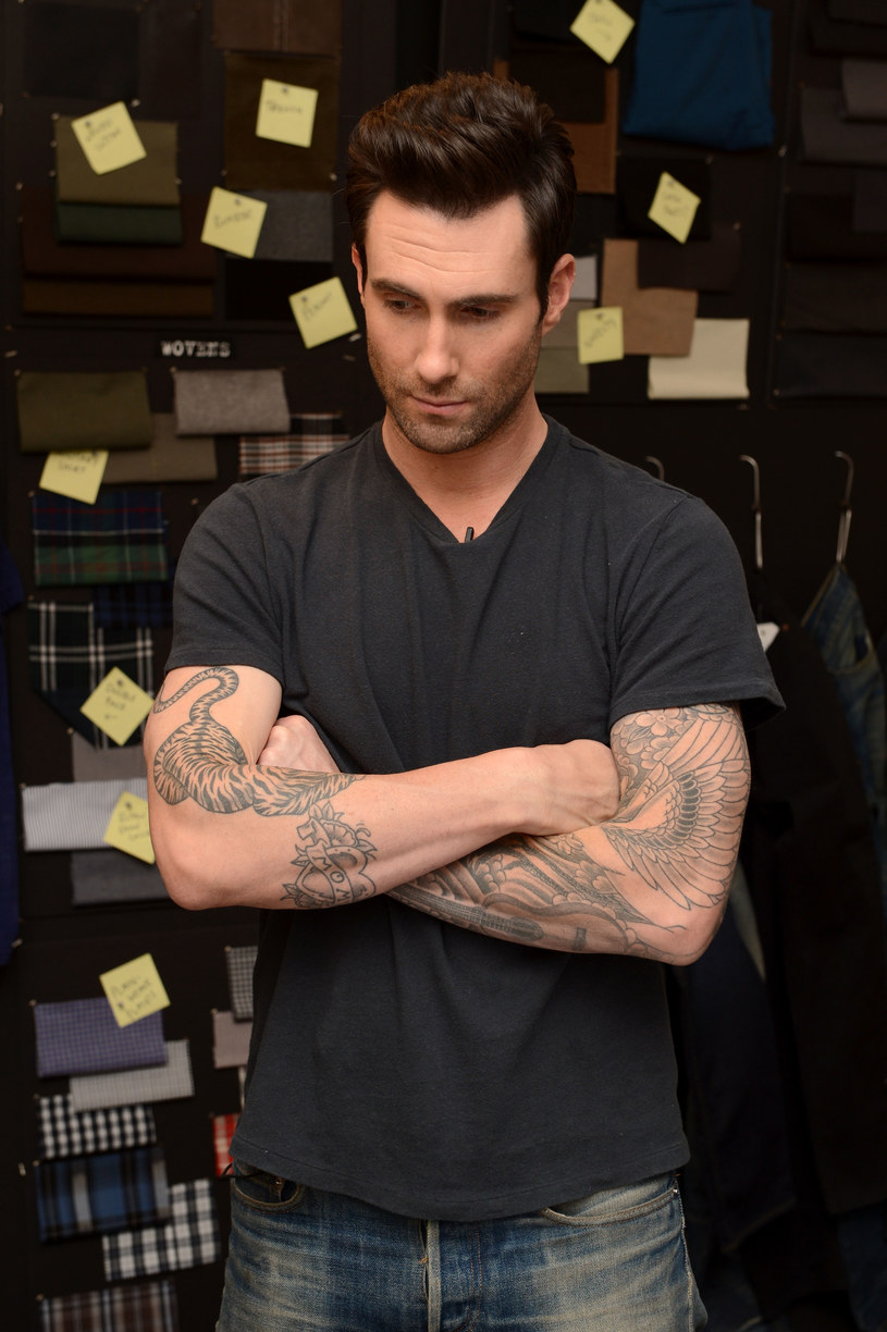 Adam Levine /Jason Merrit /Getty Images