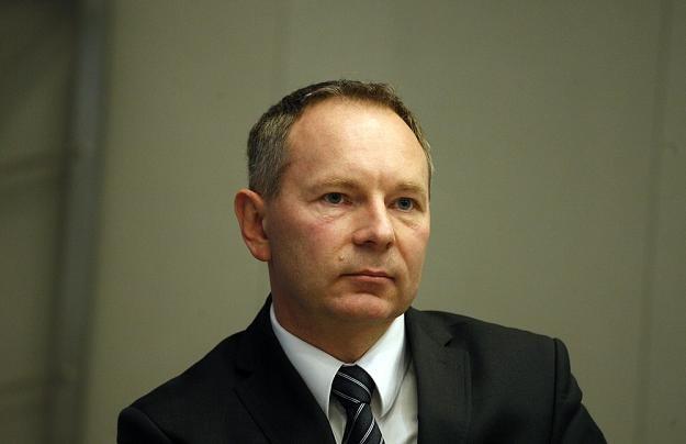 Adam Maciejewski, prezes GPW. Fot. Adam Guz /Reporter
