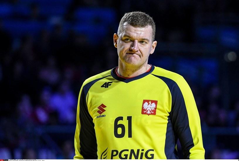 Adam Malcher, kapitan reprezentacji Polski /East News