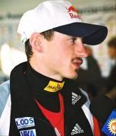 Adam Małysz był bardzo zadowolony z wyniku w Kuusamo /P.Wójcik/FSW