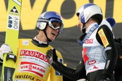 Adam Małysz drugi w konkursie 59. Turnieju Czterech Skoczni w Innsbrucku