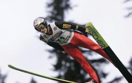 Adam Małysz,FOT.Jerzy Kleszcz /Agencja Przegląd Sportowy