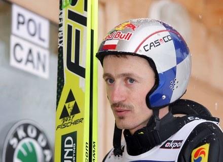 Adam Małysz/fot. Robert Szwedowski /Agencja SE/East News
