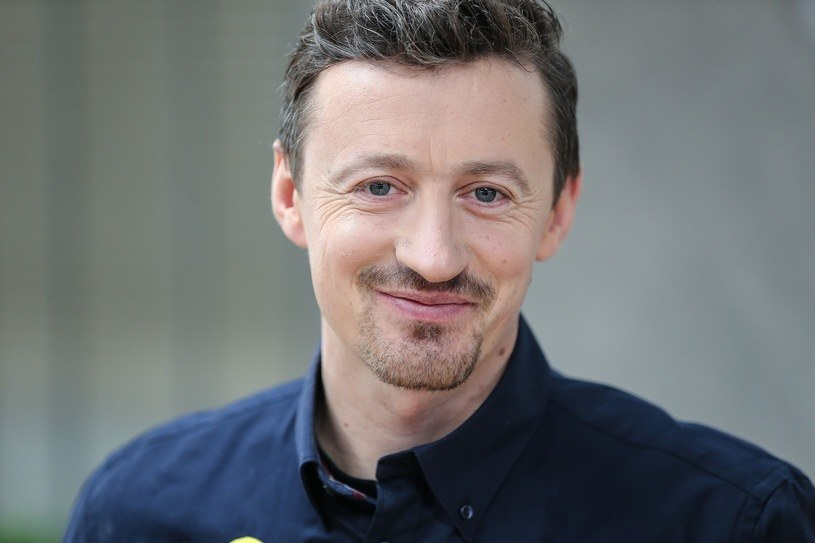Adam Małysz jest dumny z siostrzeńca Tomasza Pilcha /fot. Kamil Piklikiewicz /East News