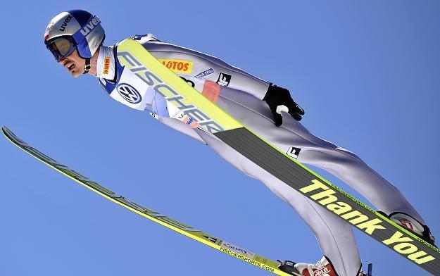 Adam Małysz może zostać attache olimpijskim w Soczi /AFP