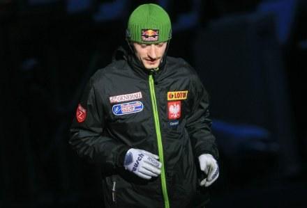 Adam Małysz nie będzie miał konkurentek /Agencja Przegląd Sportowy