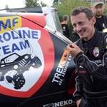 Adam Małysz ukończył swój pierwszy rajd