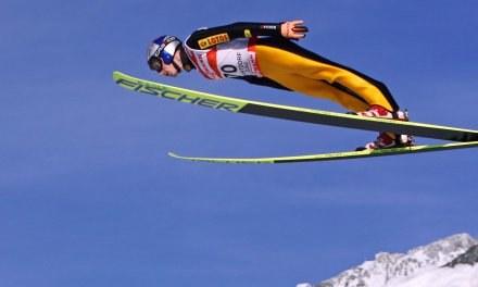 Adam Małysz zajął w niedzielę czwarte miejsce /AFP