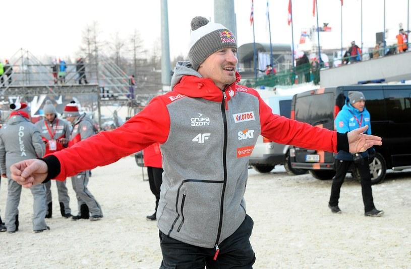 Adam Małysz /fot. Marek Dybas /East News