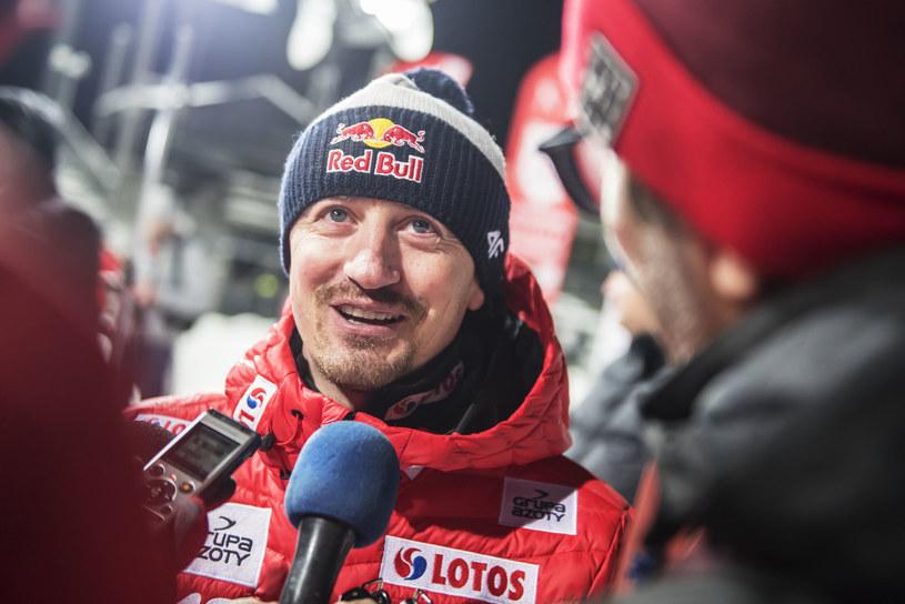 Adam Małysz /Kacper Kirklewski /Newspix