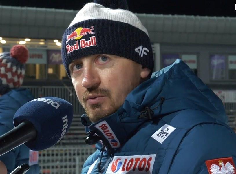 Adam Małysz /Michał Białoński /INTERIA.PL
